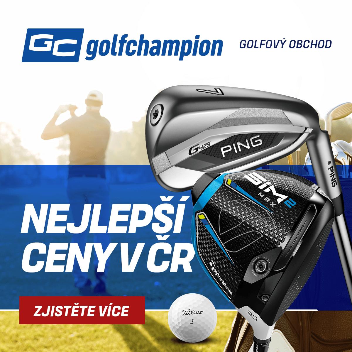 Obleceni na golf z golfchampion.cz